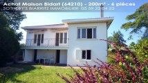 A vendre - maison - Bidart (64210) - 6 pièces - 200m²
