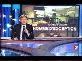Daniel Tammet. Reportage, JT de 20h, France 2. le 6 février 2009