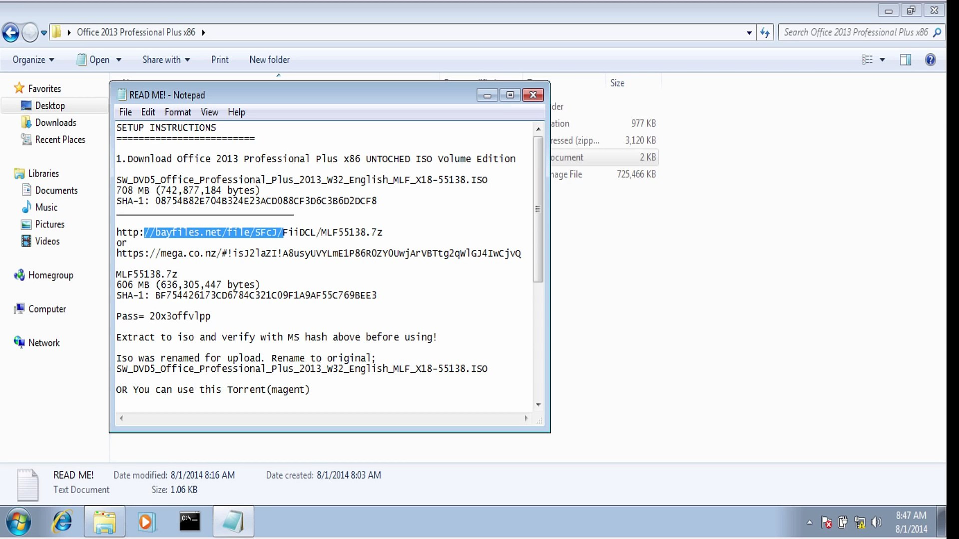 ms office 2013 activation key