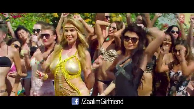 New bollywood video song 2015  Tipsy Hogai-Dilliwaali Zaalim Girlfriend - Dr Zeus ,Pooja - Natalia Kapchuk-Divyendu