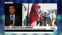 Afrique du Sud : des immigrés persécutés trouvent refuge dans des camps
