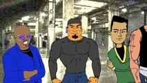 VladTV's True Hip Hop Stories, Starring: Kool G Rap & LL Cool J