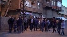 Şanlıurfa?da Suriyeli Gerginliğine Biber Gazlı Müdahale