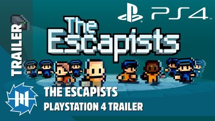 The Escapists - PlayStation 4 Trailer