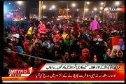 Quaid-e-Tehreek Altaf Hussain address at Jinnah Ground