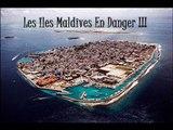 Les iles maldives menacées, reportage