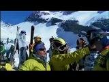 extreme freeride ski
