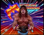 WWE-WWF BEST ULTIMATE WARRIOR PROMO EVER!! HQ