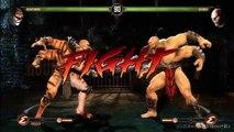 Mortal Kombat 9 (2011) - Kintaro vs Goro