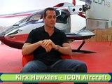 Icon A-5 - Amphibious Light Sport Aircraft