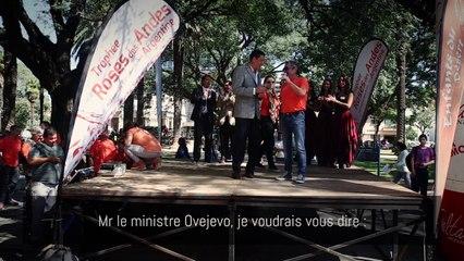 Trophée Roses des Andes 2015 - JT Vidéo N°2 / Village départ