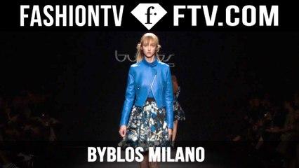 Byblos Milano Fall/Winter 2015 Show | Milan Fashion Week | FashionTV