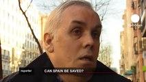 euronews reporter - España, en la cuerda floja