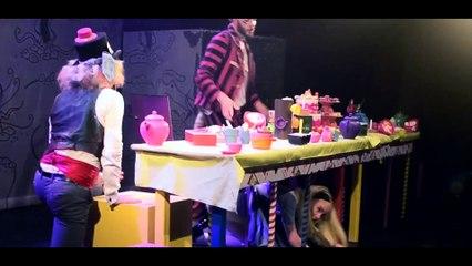 Alice, la comédie musicale - Le temps du thé (Clavel)