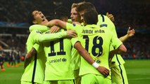 PSG 1 - 3 Barcelona [Champions League] Highlights - Soccer Highlights Today - Latest Football Highlights Goals