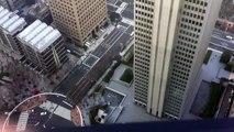 Video incroyable du Japon les immeubles tanguent pendant le tremblement de terre