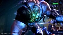 Batman Arkham Origins : Batman vs Bane Final Fight : Defeat TN-1 Bane