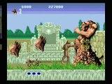 Classic Game Room - ALTERED BEAST review for Sega Genesis