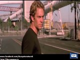 Dunya News - Tribute to Paul Walker drives 'Furious 7' to top on American Music Chart