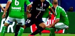 Zlatan Ibrahimovic Football Skills - Best Football Skills in The World