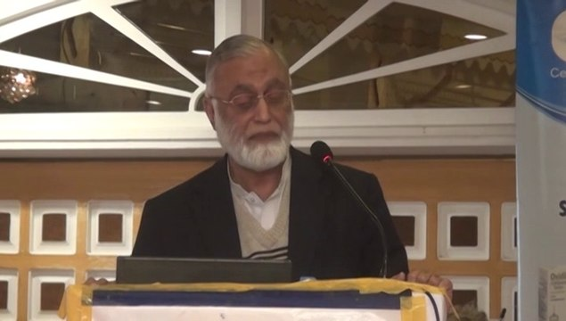 Prof Hafeez ur Rehman on Doctor obligations towards patients in PIMA Punjab Convention 2015