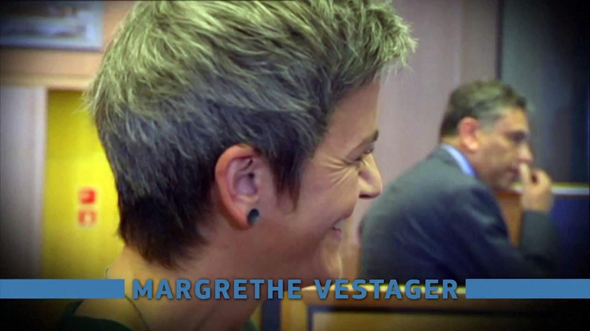 Margrethe Vestager: Competition