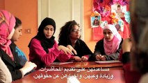 Providing support for women in Mar Elias, Lebanon - Palestine Red Crescent Society