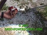 STIRLING ENGINE FRESNEL LENS SOLAR POWER GREEN ENERGY SUN Sterling Motor