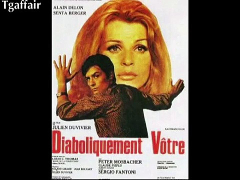 Alain Delon - The France Greatest MovieStar With Beauty & Style-אלן דלון