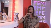 Ève Angeli : son nouveau look
