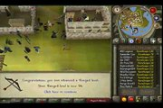N0 Sp Ec P1z - 100% Dark Bow maxing vid. (I QUITTED RUNESCAPE)