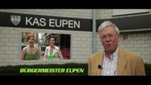 Oxfam Trailwalker - Der Bürgermeister von Eupen geht mit gutem Beispiel voran