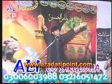 Zakir Waseem Abbas Baloch Majlis 10 Muharram 2010 Bhalwal