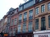 Lille - centre-ville + Lille Comics festival