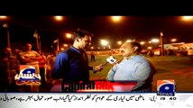 Check The Reaction Of Kanwar Naveed(MQM) Like He Is Already Lost In NA-246 Elections