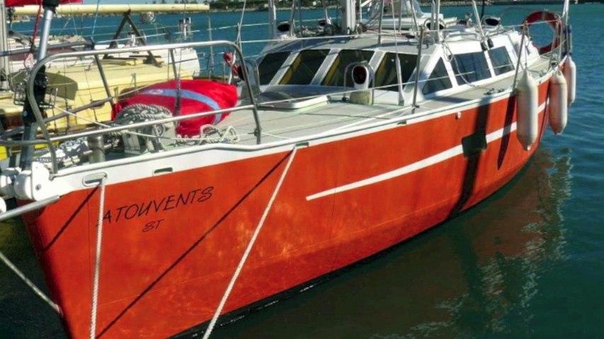 Vente voilier CHATAM 33 Coque acier - Port Saint Louis du Rhône - Beaux Bateaux