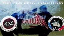 Self Pro Krav Evolution. SPK Krav Maga Jacques Levinet