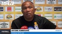 """""""Les Parisiens ont subi ce qu'ils font subir en L1"""" Antoine Kombouaré"""
