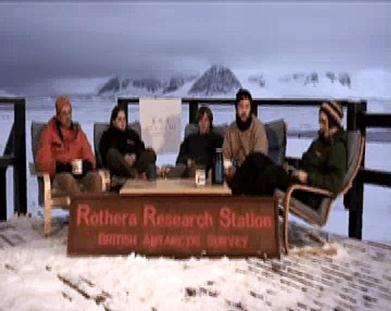 Nunatak - band Interviews