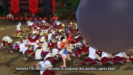 One Piece Pirate Warriors 3 - PS4 PS3 PS VITA Steam - Friends forever (French Trailer) de One Piece : Pirate Warriors 3