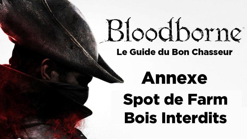 Bloodborne - Guide du bon chasseur : Spot de farm des Bois
