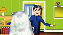 Abdul Bari missed fajr salah meri namaz islamic cartoon for children