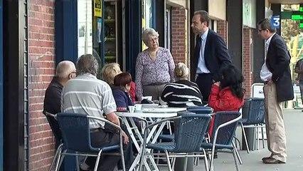 """Evreux:réactions à """"Zone intedite"""" dans le quartier de la Madeleine"""