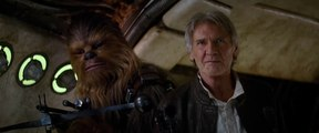Star Wars Episode VII - The Force Awakens (2015) Harrison Ford, Mark Hamill, Carrie Fisher
