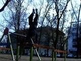 Balogh David (Flip Unit Team) - Acrobatics, Tricking and Parkour - Spring 2009 Sampler
