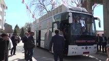CHP Ankara Milletvekili Adayları, Gölbaşı İlçe Teşkilatını Ziyaret Etti