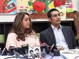 Bindaas Bollywood - Bollywood World - Zaheer khan and Ashish Nehra inaugurate SJBCN International School