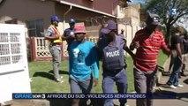 Flambée de violences xénophobes en Afrique du Sud