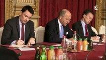 Quai d'Orsay Les coulisses de la diplomatie (1/2)