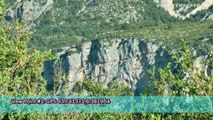 Verdon Gorge (Gorges du Verdon, Grand Canyon du Verdon), South France [HD] (videoturysta)